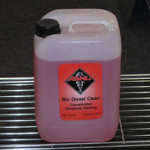 ASNU CF - Čistící kapalina DIESEL