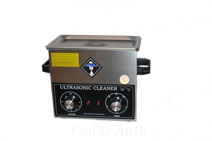 Ultrazvuková myčka ASNU W200 velikost 2,5 l